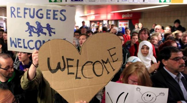 Almanya'da AB'nin sığınmacı politikasına tepki: Sınırları açın