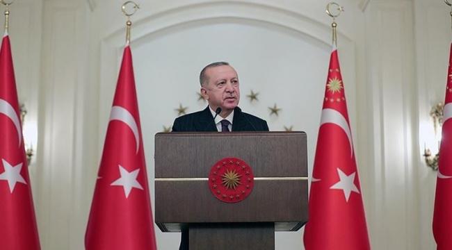 Cumhurbaşkanı Erdoğan: Brexit belirsizliği Türkiye ile giderilebilir