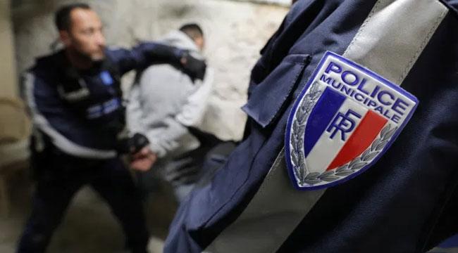 Fransa'da çocuk çete şiddeti