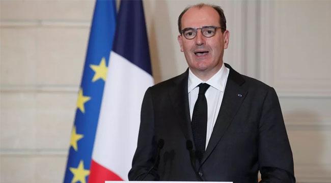 Fransa sınırlarını kapılarını 31 Ocak'tan itibaren kapatıyor