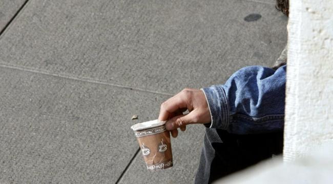 İsviçre, dilenen kadına 1000 euro tazminat ödeyecek