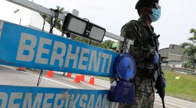 Malezya'da 13 günlük sokağa çıkma yasağı uygulanacak