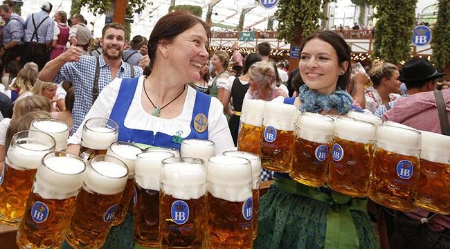 2020'de Almanya'da bira satışları pandemi kısıtlamalarının etkisiyle düştü