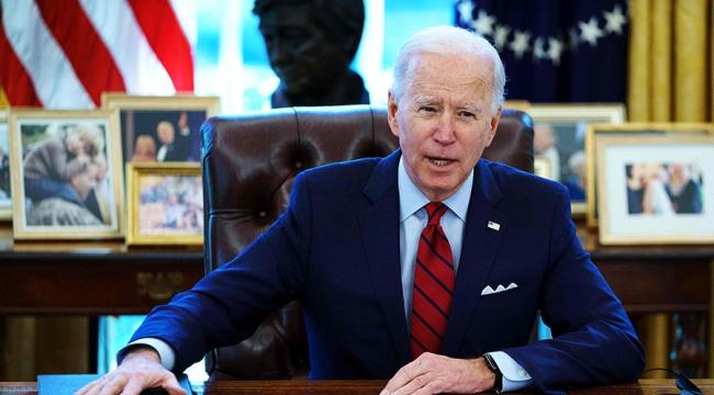 ABD Başkanı Biden yeşil karttaki kısıtlamaları kaldırdı