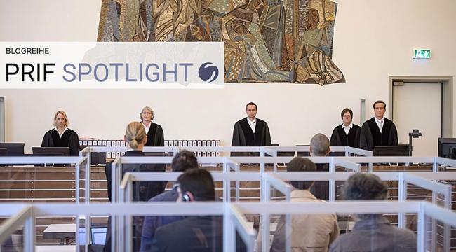 Esed rejiminin eski istihbaratçısı, Alman mahkemesinde mahkum oldu