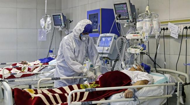Fransa'da sağlık skandalı, covid-19'lu personel çalışmaya devam ettiği iddia edildi
