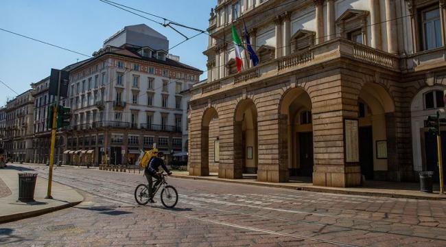 İtalya'da yemek hizmeti veren 4 şirkete 733 milyon euro ceza