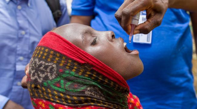 Kamerun'da çocuk felci virüsü yeniden ortaya çıktı