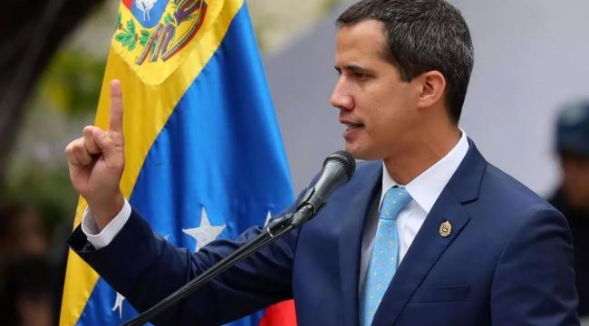 Venezuela'da Guaido 15 yıl kamu görevlerinden men edildi