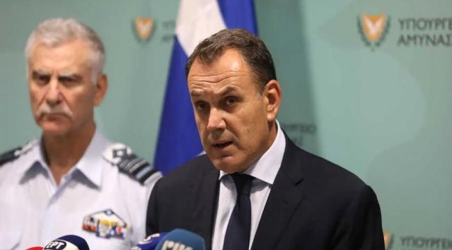 Yunanistan Savunma Bakanı Panagiotopoulos: Yazın Türkiye'yle üç kez silahlı çatışmanın eşiğine geldik