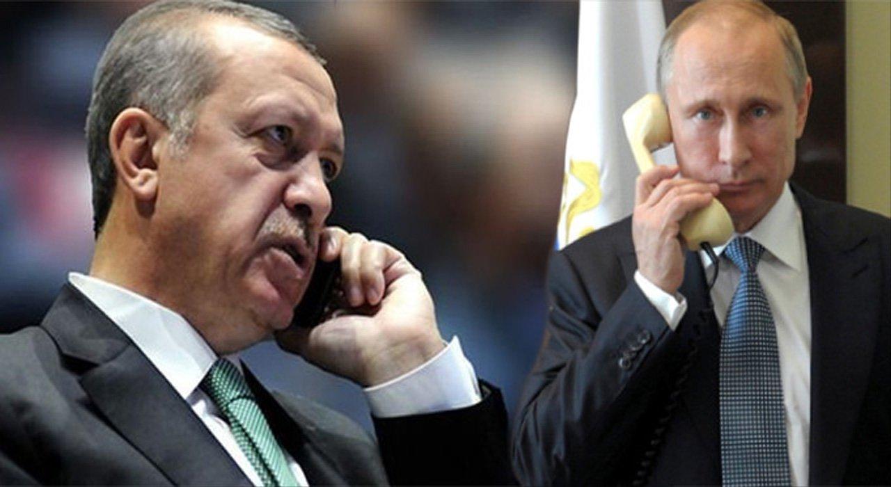 Putin'den Erdoğan'a Karabağ telefonu