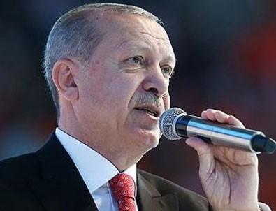 Erdoğan'dan İnce'ye Kanal İstanbul göndermesi