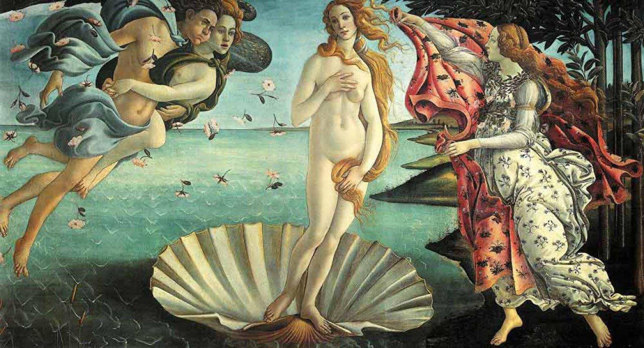 Müzede sanat zehirlenmesi: Venüs'ün Doğuşu'na bakarken kalbi durdu