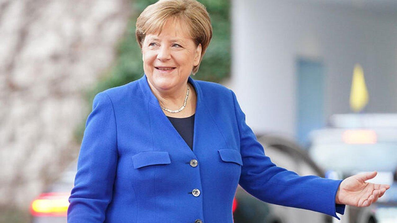 Merkel 16 Ekim'de Türkiye'ye geliyor