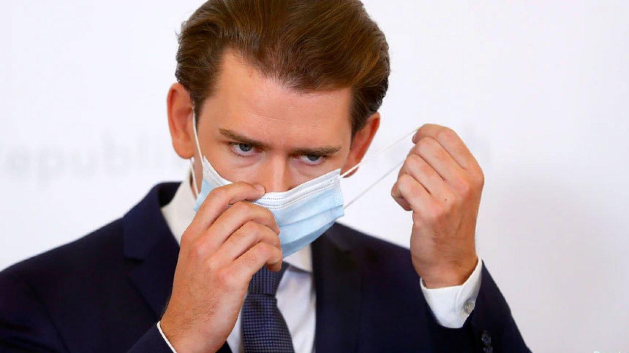 Avusturya Başbakanı Kurz: Koronavirüs salgınında ikinci dalganın başlangıcındayız