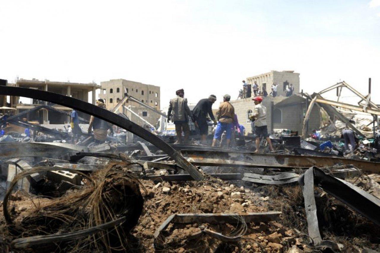 Fransız milletvekili: Fransa Yemen'de işlenen suçları örtbas ediyor