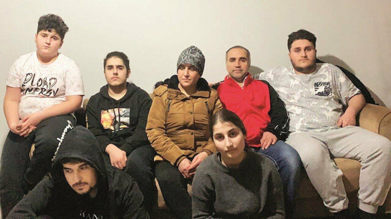 Almanya'da 'Erdoğan'a hakaret eden sığınmacının yüzüne tüküren' şahıs, ailesiyle birlikte Türkiye'ye sınır dışı edildi