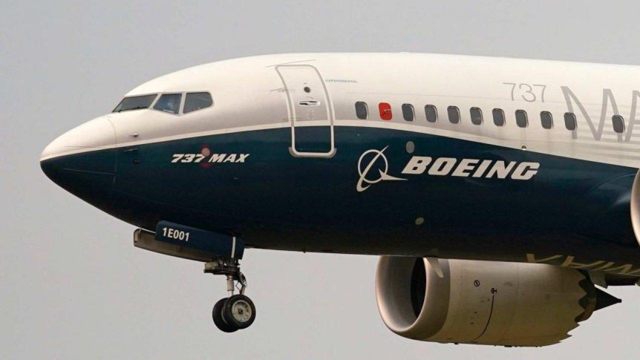 Boeing 737 Max Avrupa'dan 'uçuşa güvenli' onayına hazır